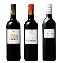 フランスメダル受賞ワイン3本年間コース 第11弾