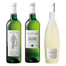 銘醸白ワイン3本年間コース 第10弾