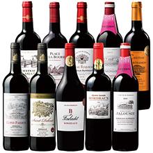 ボルドー最新当たり年2015&2016赤ワイン飲み比べ10本セット 第5弾