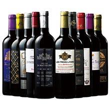 ボルドーグレートヴィンテージ2009&2010赤ワイン飲み比べ10本セット