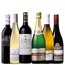 12年連続N0.1記念!最大50%OFF!新春初飲みワイン赤白泡6本福袋