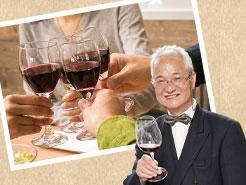 LESSON#056 お家で飲むワインを、もっと楽しく!もっと美味しく!