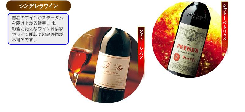 シンデレラワイン:無名のワインがスターダムを駆け上がる背景には、影響力絶大なワイン評論家やワイン雑誌での高評価が不可欠です。