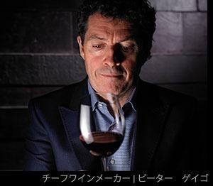チーフワインメーカー|ピーターゲイニー