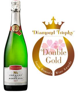 わすか1%のワインに贈られる最高賞