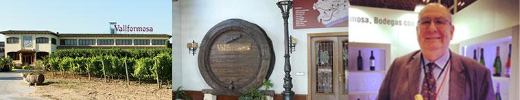 ヴァルデラヴィア・ カバ・ブリュットのワイナリーの写真