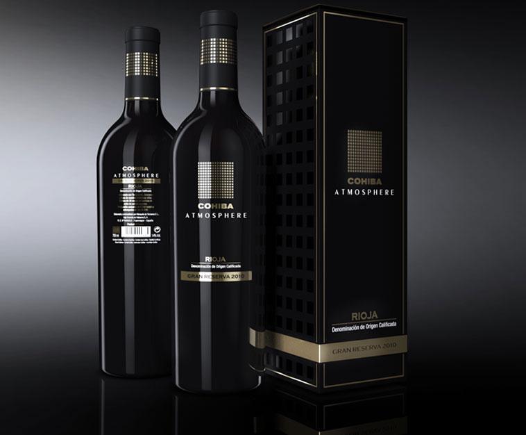 高級葉巻ブランドコイーバが手掛けるビンテージワイン