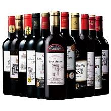 ボルドー最強級赤ワイン10本+10年熟成1本セット