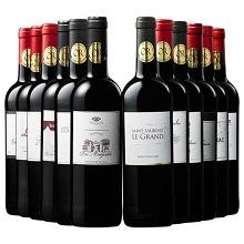 【予約限定】超お得!すべて金賞ボルドー豪華赤ワイン12本セット 【12月中旬から下旬お届け】