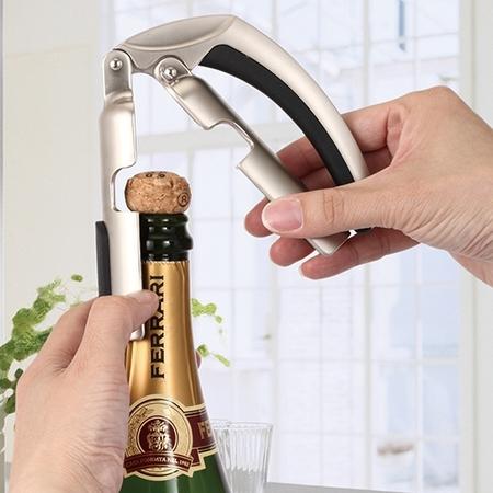 サルート・シャンパンオープナー